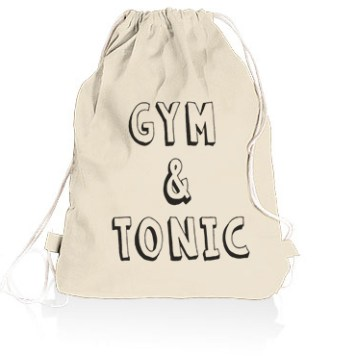 Gym Bag | Gym & Tonic