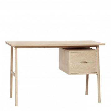 Desk with Drawers | Oak Nature