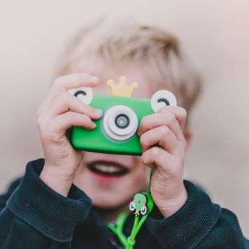 Digital Camera for Kids 24 MP | Frog