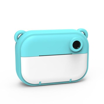 Instant Print Camera for Kids 12 MP | Blue Bear