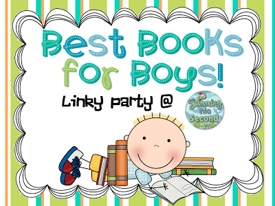 Best Books for Boys & One LUCKY Day!
