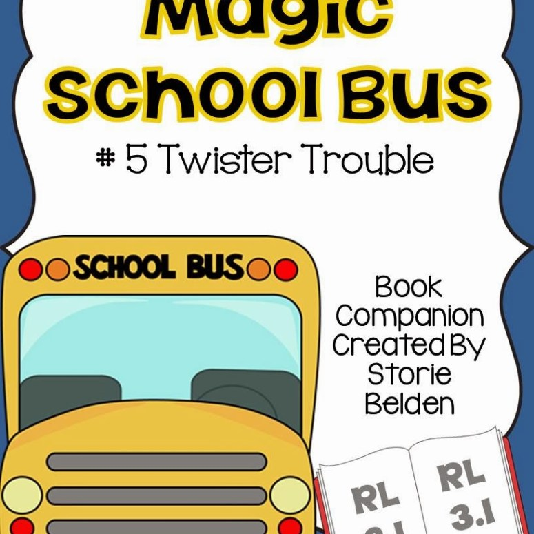 Extreme Makeover: Magic School Bus Edition
