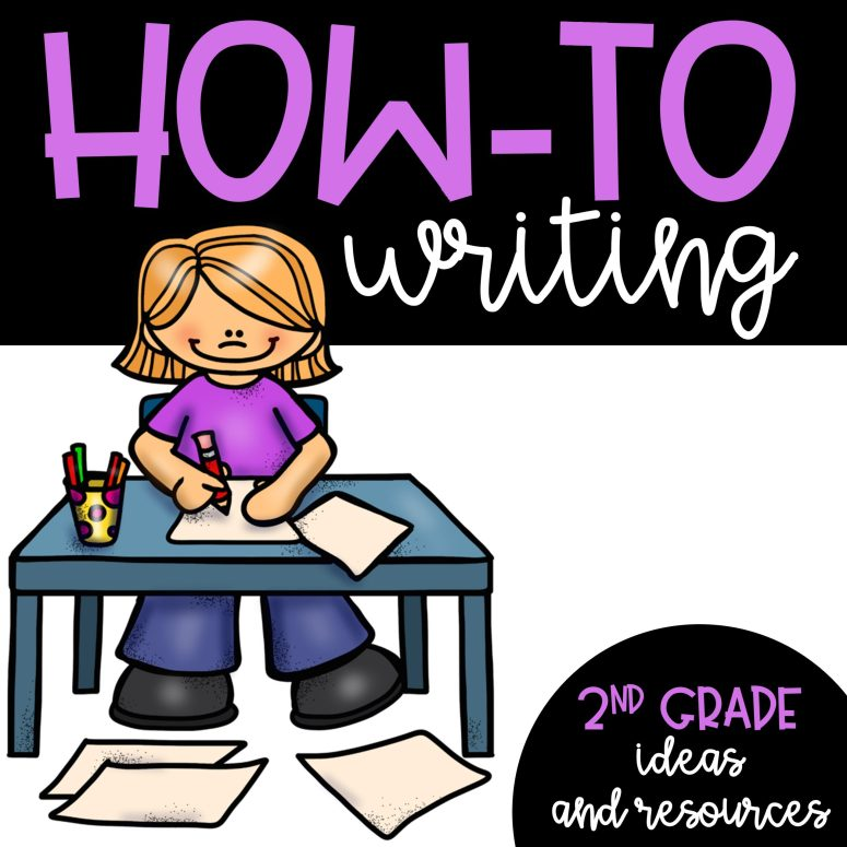 How-To Writing for 2nd Graders