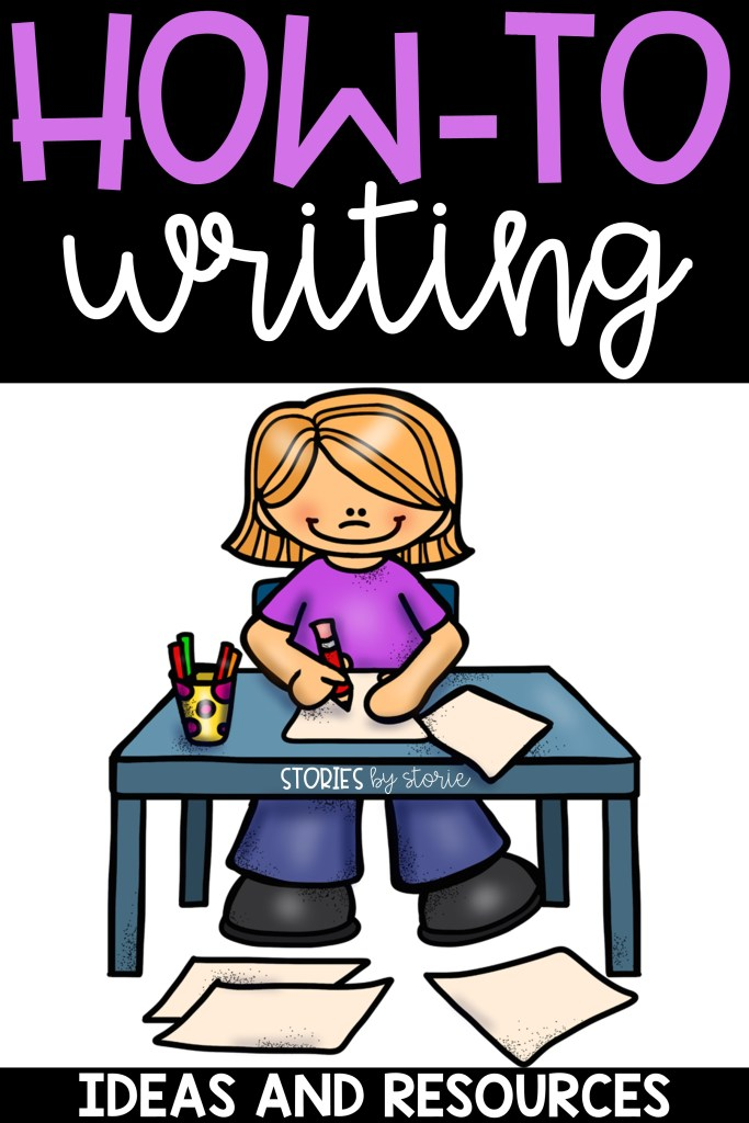 If your second grade students are working on how-to writing or procedural writing, you may be looking for a few tools to get started. Here are some resources to help.