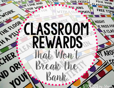 Classroom Rewards That Won't Break the Bank