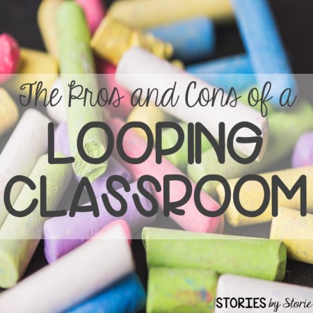 Have you ever wondered what it would be like to loop with your students to the next grade? It can be a difficult decision to make. Before making that decision, you should weigh the pros and cons of a looping classroom.