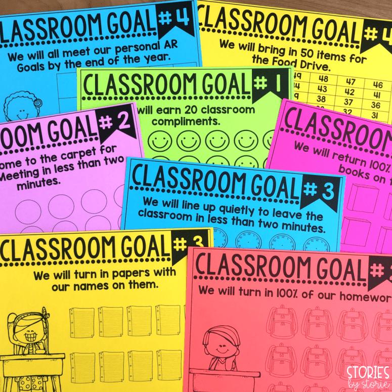 Setting Classroom Goals, Part 2