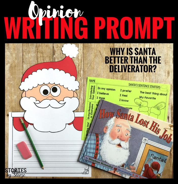 How Santa Lost His Job (Opinion Writing and Craft)