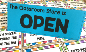 Here are some FREE classroom reward coupons that won't break the bank!