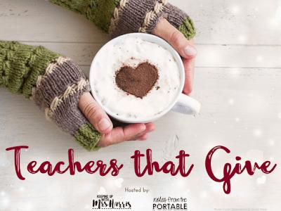 Teachers That Give