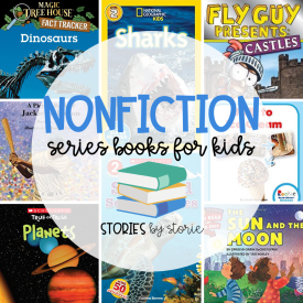 Nonfiction Series Books for Kids