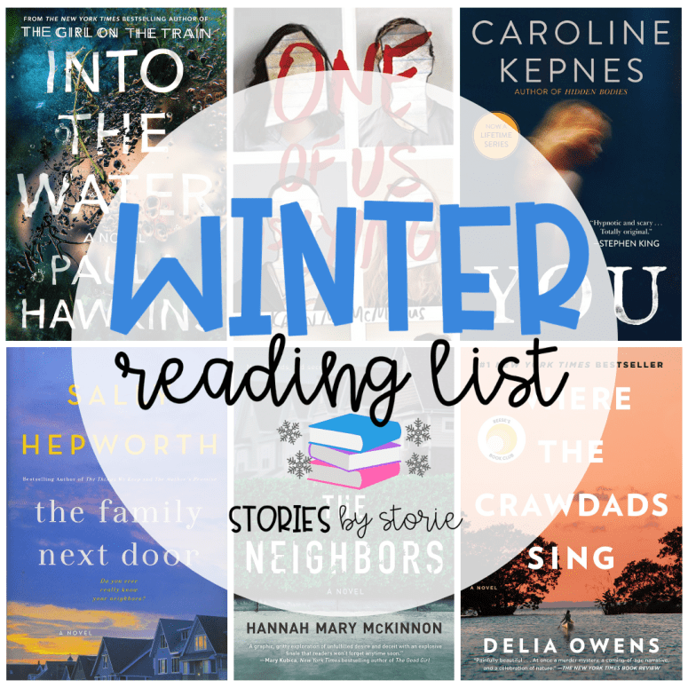 Winter Reading List