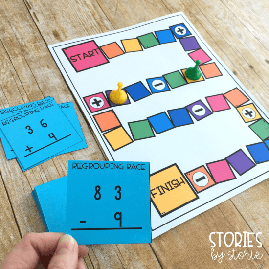 Math games break up the day-to-day routine, which motivates students to pay attention and stay on task longer. When kids are having fun, they are more likely to stick with it and be motivated to work through any challenges they face.