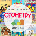 Geometry is all around us in our everyday lives. Whether you are teaching children to identify 2-D and 3-D shapes, explore area and perimeter, or to identify symmetry, picture books can help! Here are some great children's books about geometry.