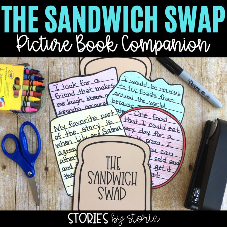The Sandwich Swap Activities