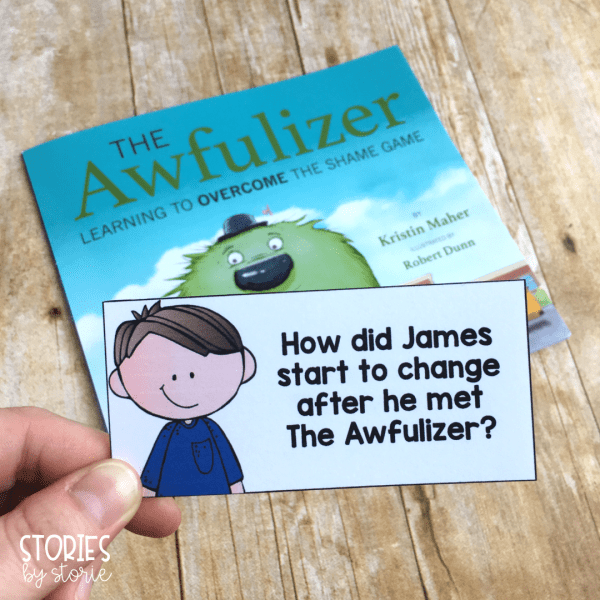 This set of discussion questions will help guide your students through The Awfulizer. Students can answer verbally, or you can have them respond in writing in a journal.