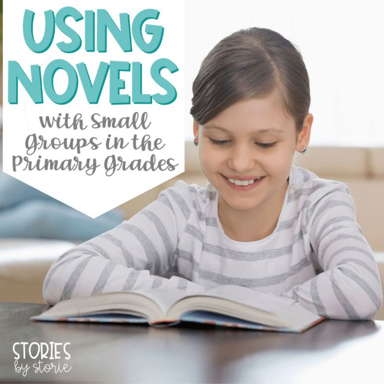 Using Novels with Small Groups