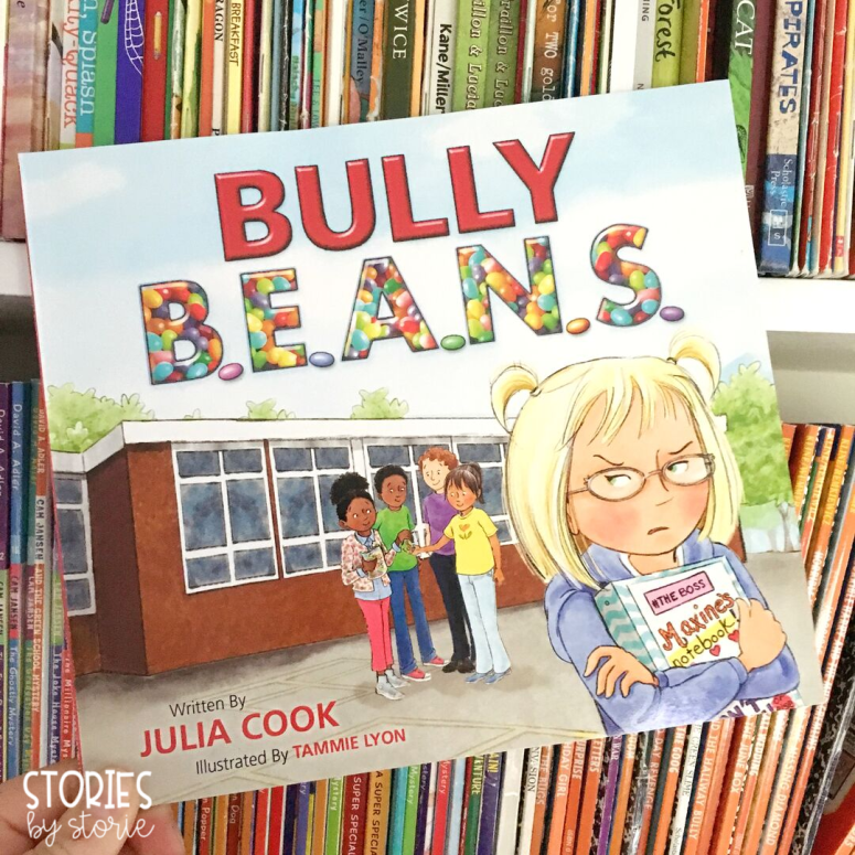 Bully B.E.A.N.S. by Julia Cook