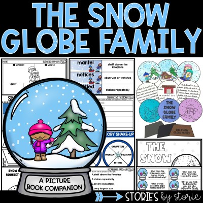 The Snow Globe Family Book Companion