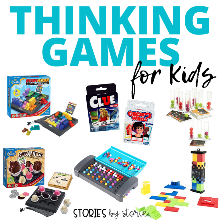 Games That Build Thinking Skills