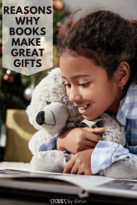 Birthdays, holidays, and milestone celebrations happen all year round. Looking for the perfect gift? Here are 10 reasons why books make great gifts.