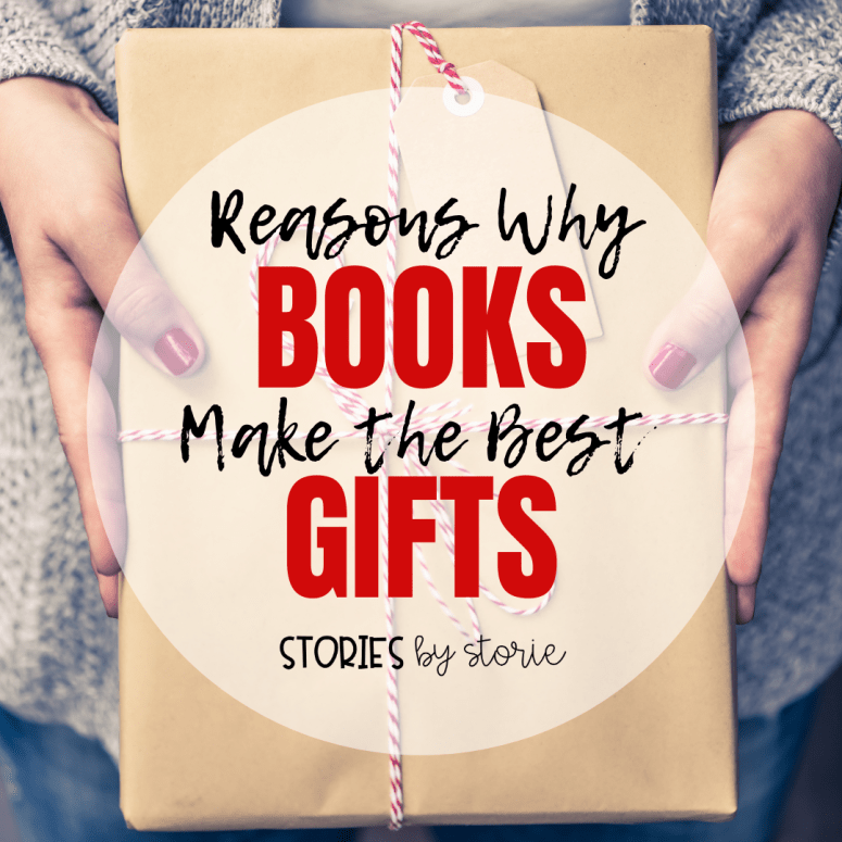 Reasons Why Books Make Great Gifts
