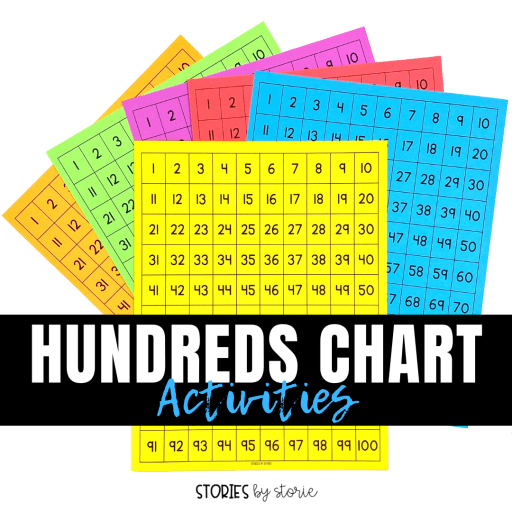 Is your 100th Day of School quickly approaching? Try these hundred chart activities to help you celebrate 100 days of school!