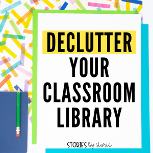 It can be hard to get rid of books, but it must be done. Here are some tips to keep in mind as you begin to declutter your library.
