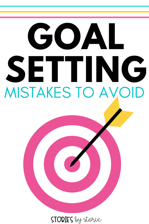 Teachers and students often set goals at the start of a new year. However, just because those goals are set doesn't offer a guarantee that they will be met. Here are some goal setting mistakes to avoid in the classroom.