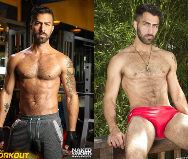 Adam Ramzi Gay Porn Gay Porn Star Exercise Workout Tips