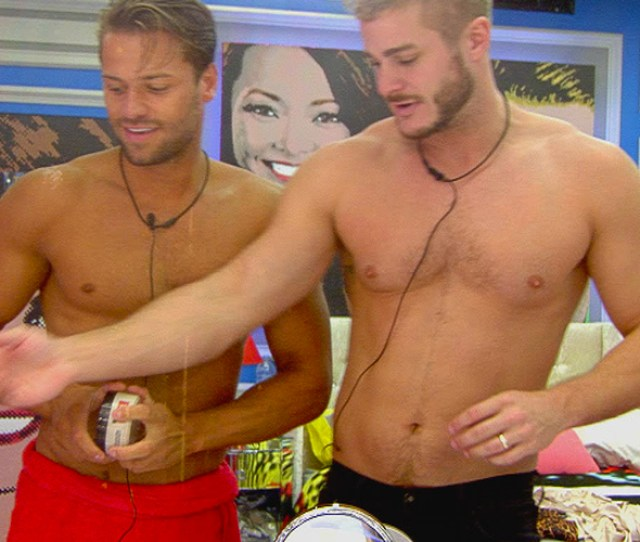 Here Are 13 Of The Naughtiest Big Brother Nude Scenes From Around The World Hornet