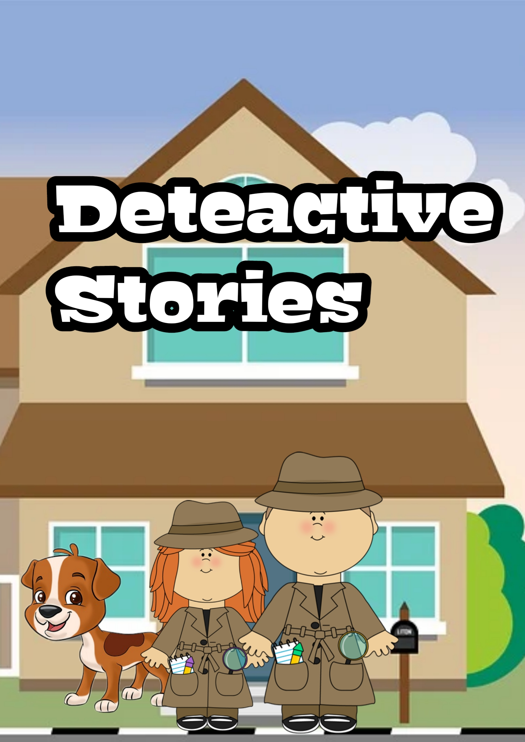 Detective Stories For Kids