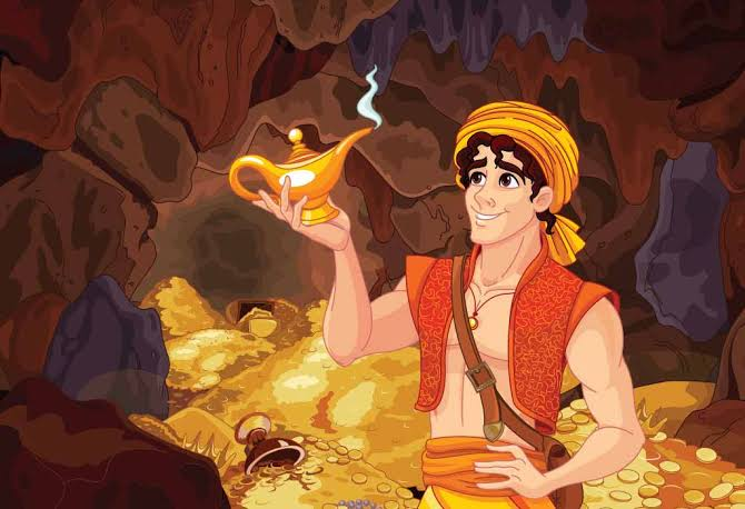 Aladdin's Story For Kids' Bedtime