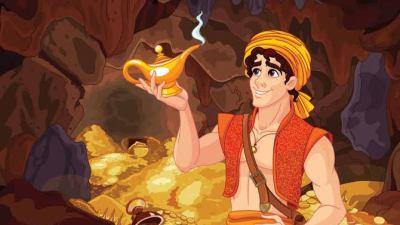 Aladdin's Story For Kids' Bedtime