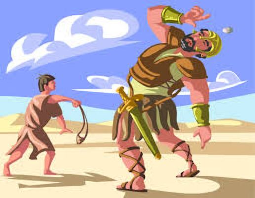 David and Goliath Story for kids