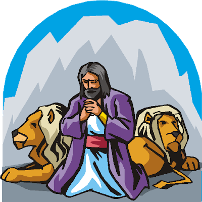 Daniel in The Lion's Den Story for kids