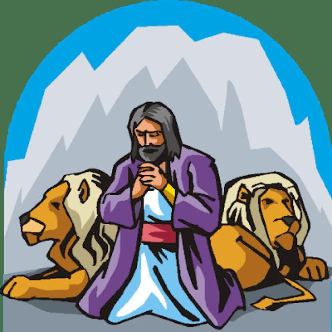 Daniel in The Lion's Den Story for kids