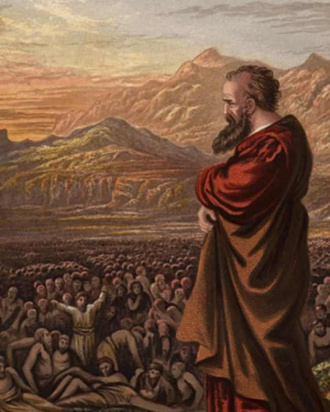 Isaiah and Hezekiah Bible Story in Hindi