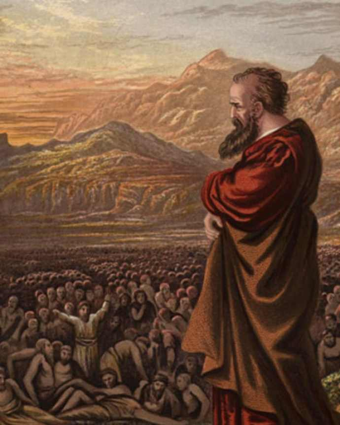 Isaiah and Hezekiah Bible Story for Kids