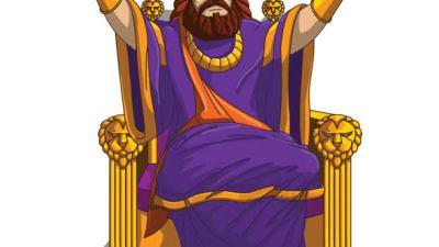 King Solomon Children's Bible Story