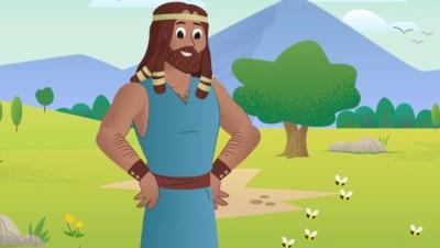 Samson Bible Story For Kids