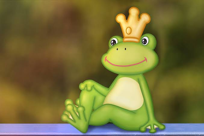The Frog Prince story for kids with moral