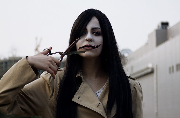 Kuchisake Onna Horror Story For Kids