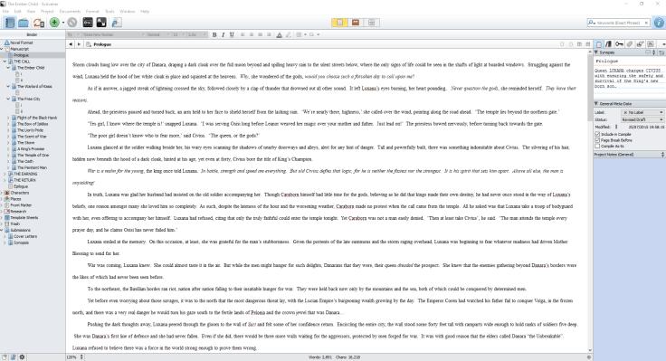 Scriv - Project Management 1