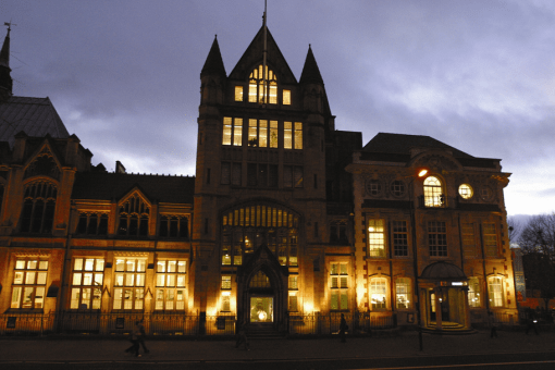 Manchester Museum at Night © Manchester Museum