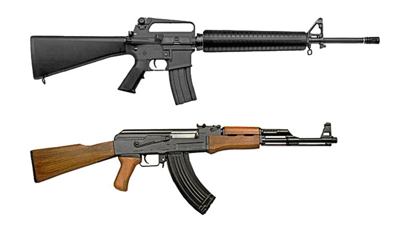 なぜゴルゴはかの銃を選んだか ak 47 vs m16 stories gadget