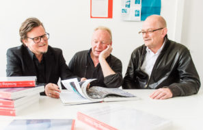 Tom Duscher, Stefan Sachs and Manfred Schulz