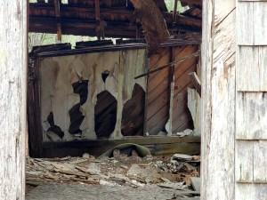 halfway creek church inner destruction