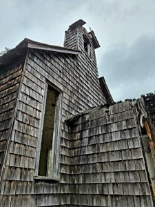 Halfway Creek Church standing tall
