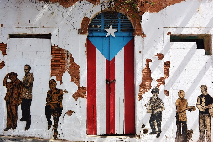 The Joy of Putting Down the Map in Old San Juan